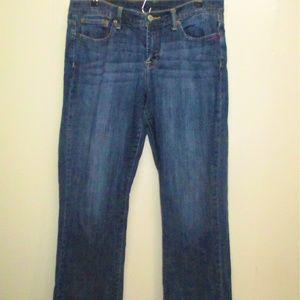 Lucky Brand Sweet Mid Rise Bootcut Jean In BlueJet